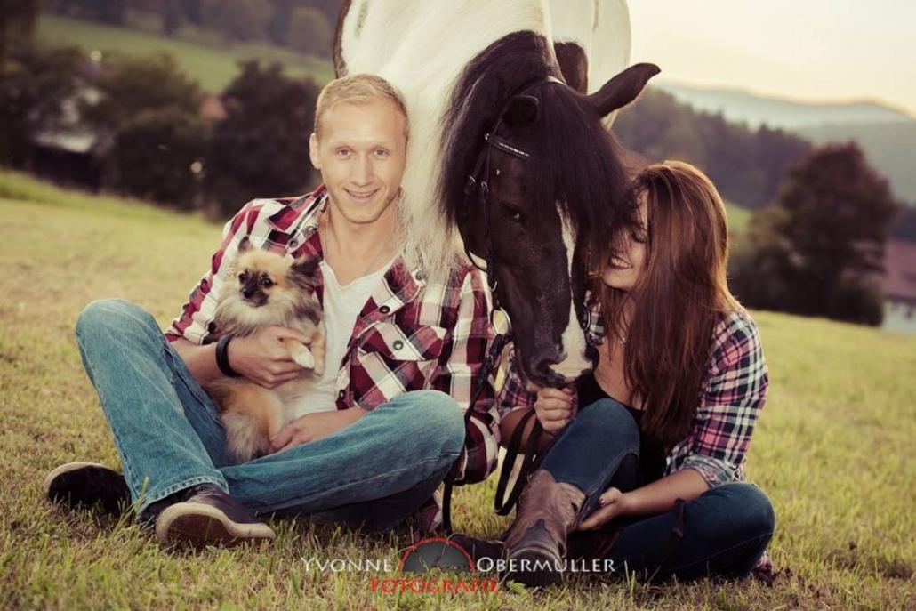 Fotografin, Yvonne obermüller, Freyung/Grafenau, Niederbayern, Pferdefotografin, Hochzeitsfotografin