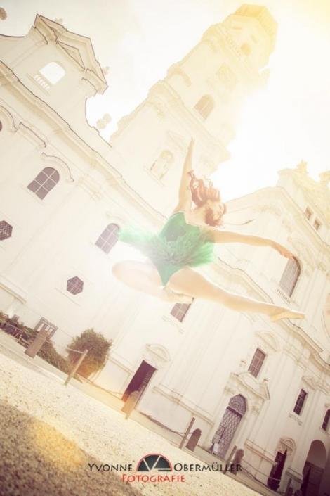 Balettfotoshooting, Balettfoto, Passau,