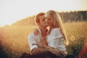 pärchenfotoshooting, Verliebtes Paar, romantische Bilder, Freyung/Grafenau Bayern