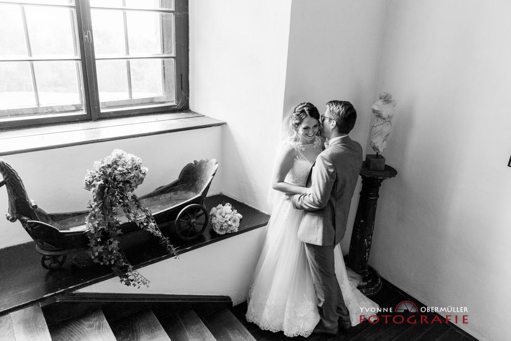 Hochzeitsshooting, Schloss, Hochzeitsfotografin niederbayern Bayern