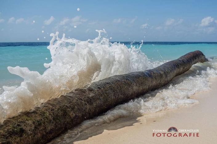 Malediven, Strand, Meer